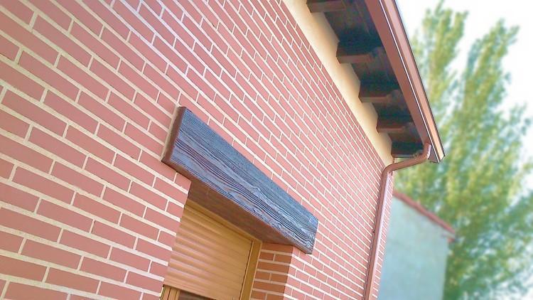 proyecto de vivienda unifamiliar con caldera de biomasa - detalle