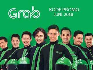 Kode Promo Grab Juni 2018