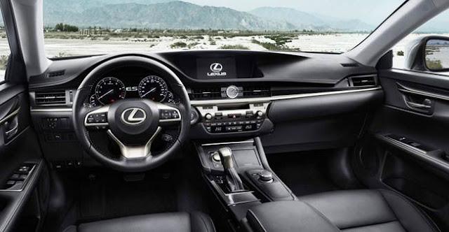 2017 Lexus ES 350 Release Date