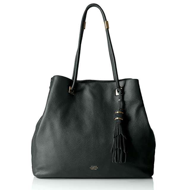 Amazon: Vince Camuto Cava Tote only $66 (reg $278) + Free Shipping!