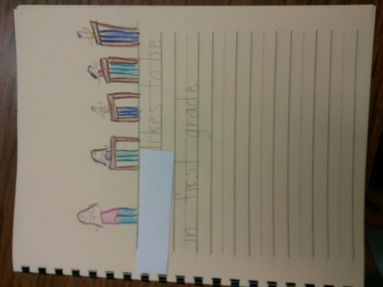 Mrs Ahlers Class Interview Journal Thinking And Asking Questions