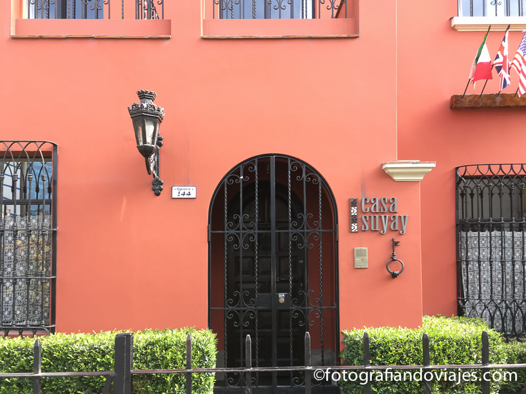 Hotel Casa Suyay