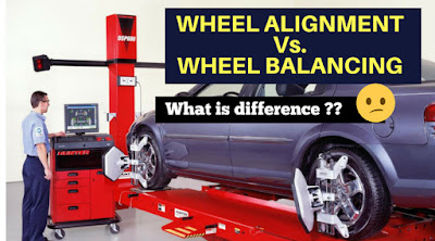 DIFFERENCE BETWEEN ALIGNMENT AND BALANCING EXPLAINED !!