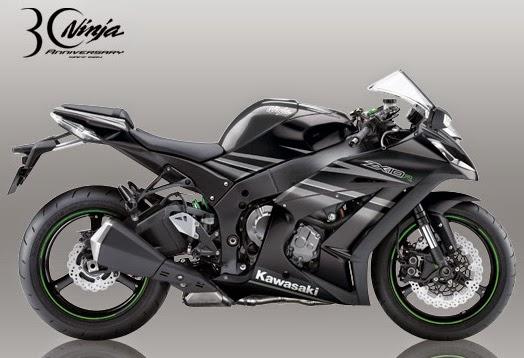 Motor Kawasaki Ninja ZX-6R