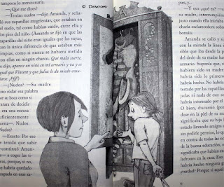 Ejemplo de ilustración de Los imaginarios (páginas 12-13)