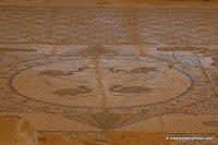 ישראל בתמונות: בית הכנסת העתיק בעין גדי