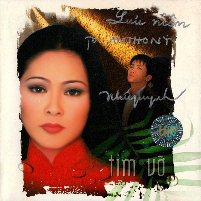 Thúy Nga CD190 - Don Hồ, Như Quỳnh - Tim Vỡ (NRG) + bìa scan mới