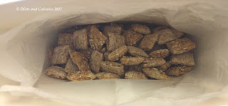 Shredded wheat multigrain rye and quinoa inside the box