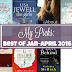My Picks (3): Jan - April Reads 2016