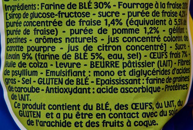 Pitch Fraise - Brioche Pasquier - France - Goûter enfant - Fraise confiture - Briochette