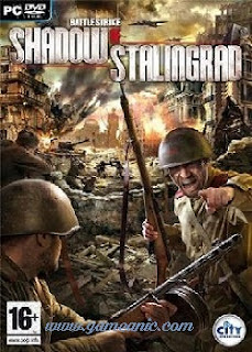 Battlestrike Shadow Of Stalingrad Game