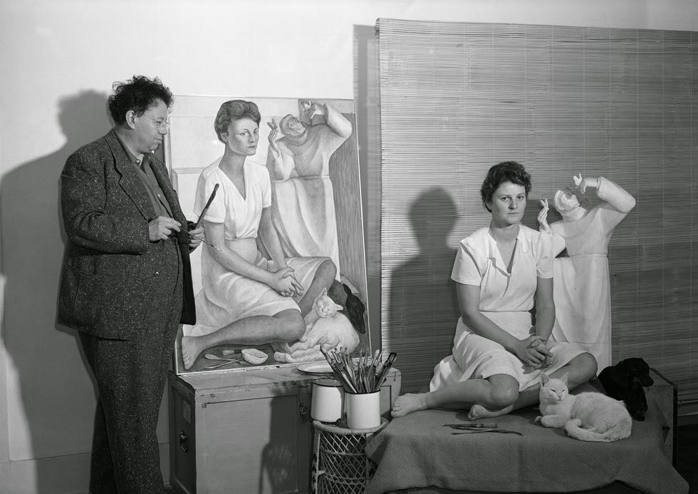 Favoloso Frida Kahlo a Diego Rivera | La mia notte | Mi Noche, 1939 | Tutt  EK06