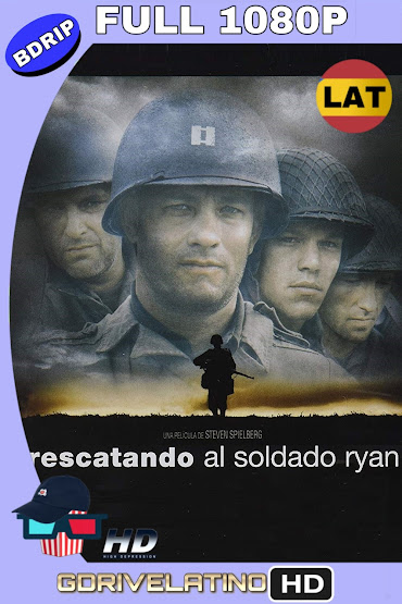 Rescatando al Soldado Ryan (1998) BDRip 1080p LAT-CAS-ING MKV