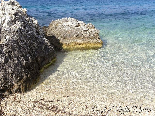 spiaggia di Ag. Ioannis a Itaca