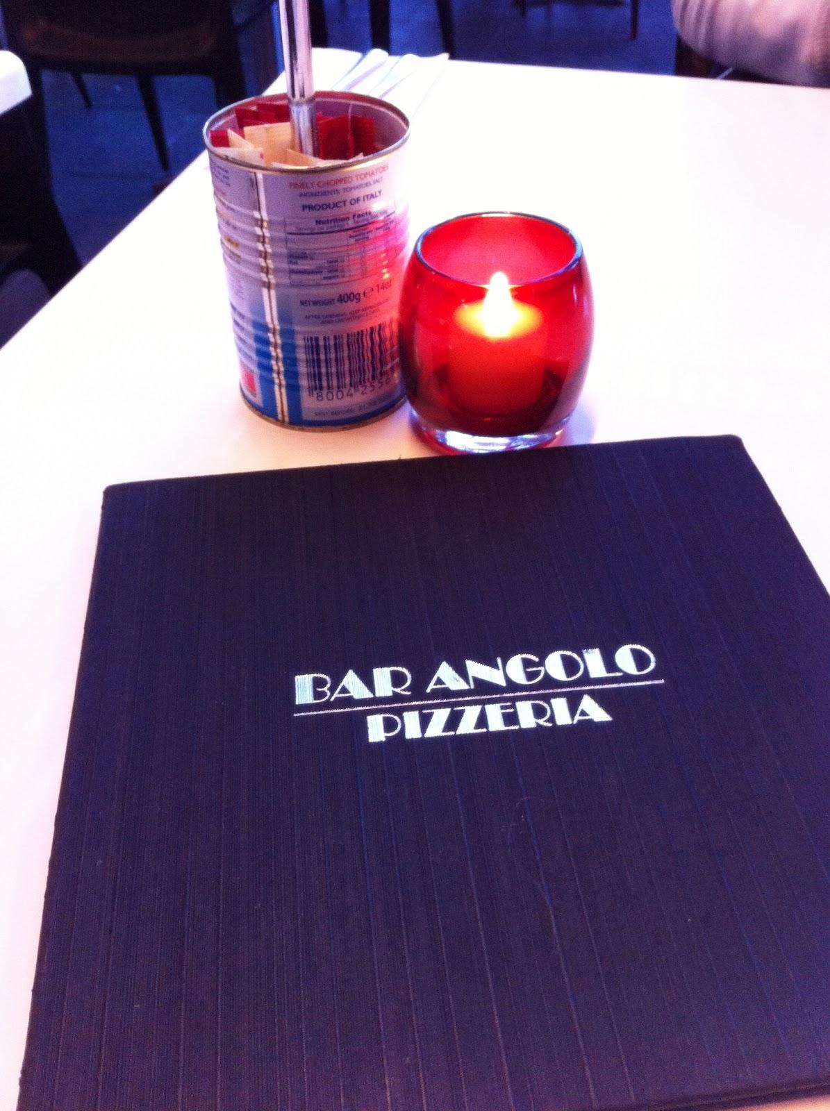 JENisHUNGRY: Bar Angolo Pizzeria