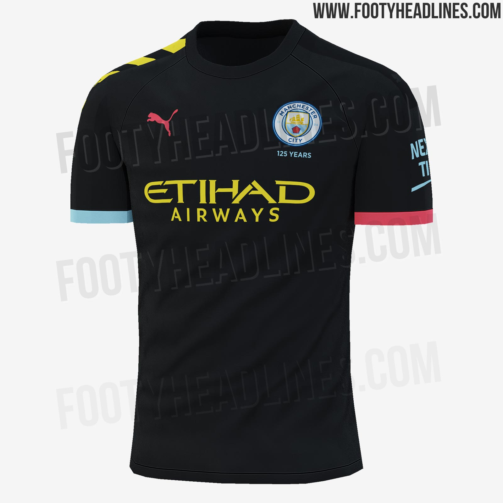 Manchester City 19-20 Away Kit Leaked - New Pictures ...