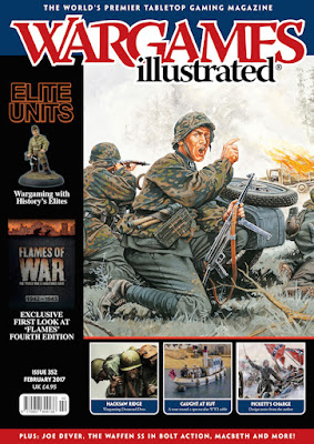Wargames Illustrated 352, February 2017
