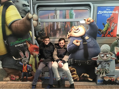 Disney Zootropolis movie screening