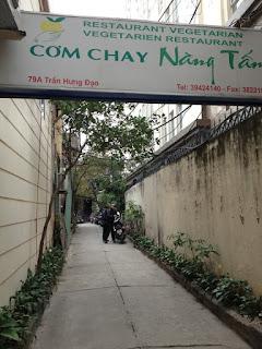 Top Vegetarian Restaurants in Hanoi 1