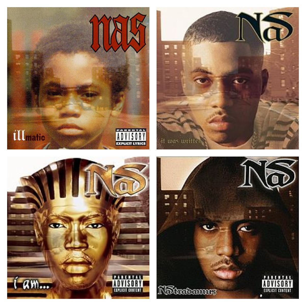 Rap And Sole: Nas - The best rapper alive??