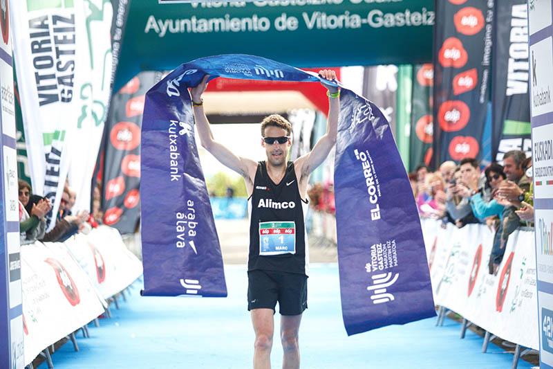 media maraton vitoria clasificaciones