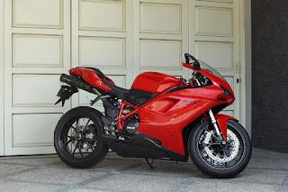 BURSA MOGE BEKAS : Ducati 848 Corse 2012 Istimewa - BEKASI