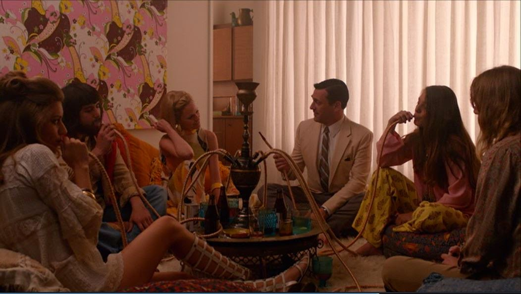Mad Men: Notes from the break room
