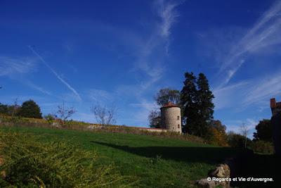 Abbaye de Bellaigue, Virlet. 63