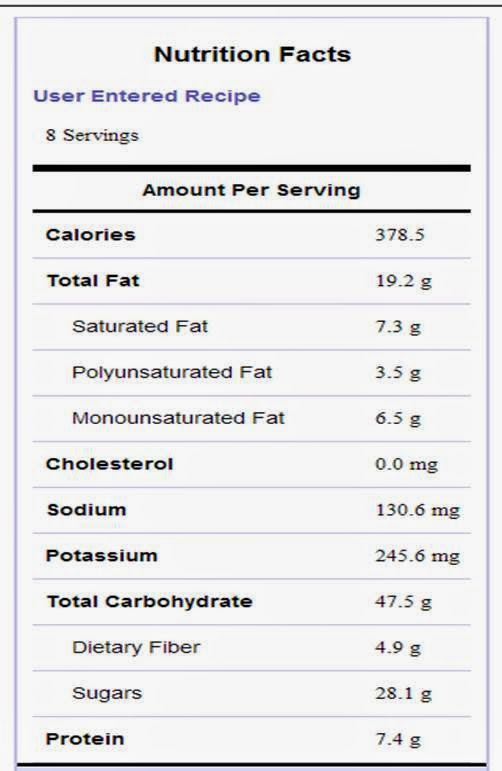 strawberry no bake pudding tart nutrition facts calories