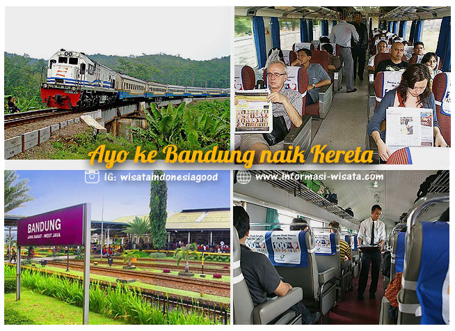 Harga Tiket Kereta Api Bandung Jakarta Mei - Juni 2016