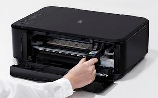 Canon PIXMA MG3120 Printer Driver