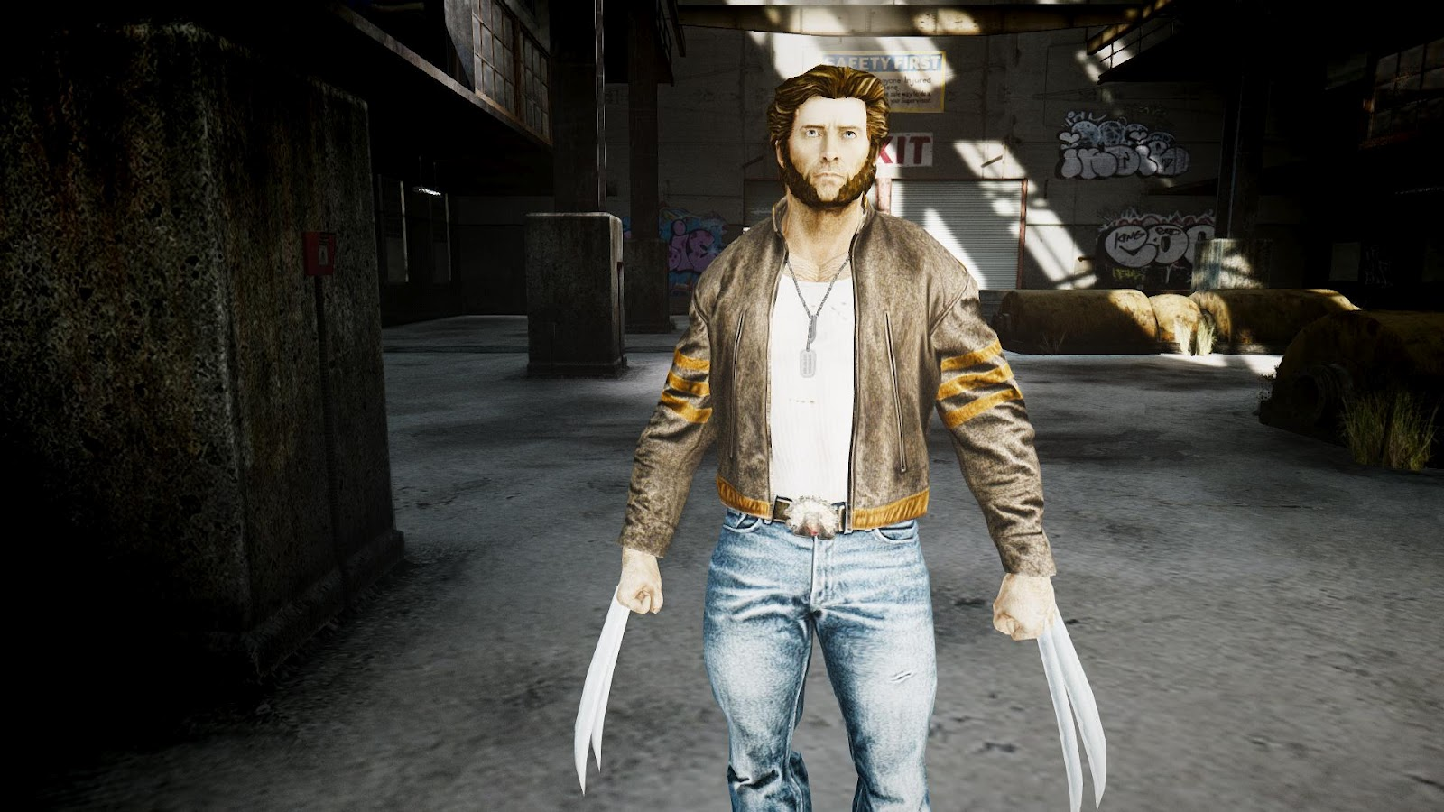 X Men Origins Wolverine Pack