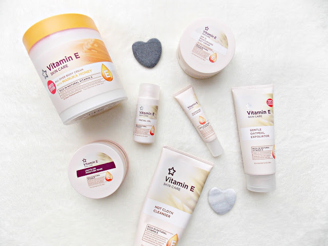 Superdrug Vitamin E Range