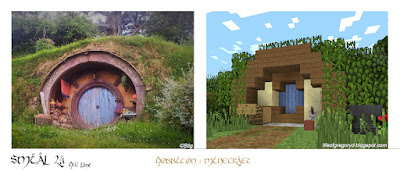 minecraft hobbiton hill lane smial