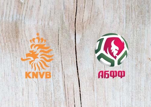 Netherlands vs Belarus Full Match & Highlights 21 March 2019