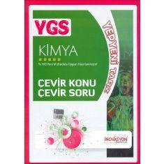 İnovasyon YGS Kimya Çevir Konu Çevir Soru 2017