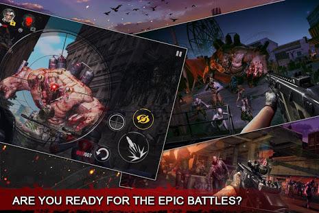 ألعاب الأكشن و الزومبي  نسخة مهكرة بأخر التحديثات لأجهزة الأندرويد