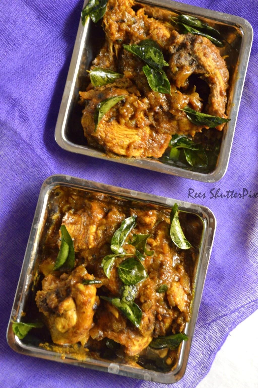 Pepper Ghee Chicken Roast Recipe | Milagu Nei Kozhi | Kozhi Recipes