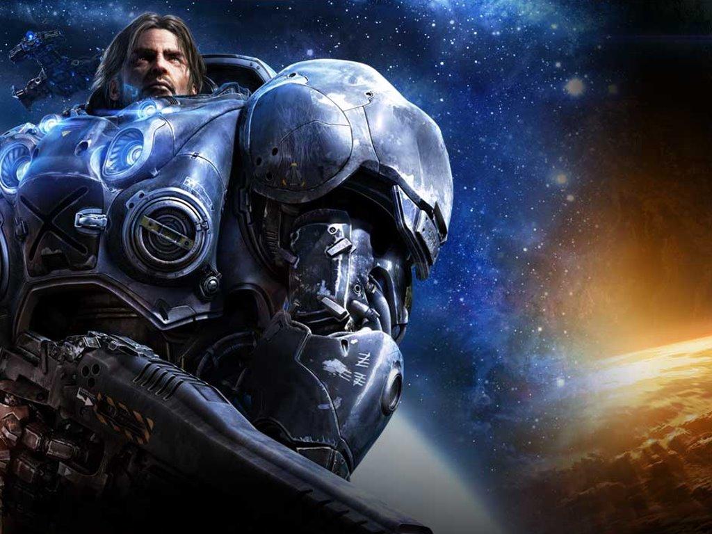 Starcraft 2 Terran Wallpaper   Wallpup.com