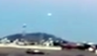 UFO in Mexico, June 2015