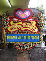 Karangan Bunga Special Happy Wedding Di Pondok Cabe Udik