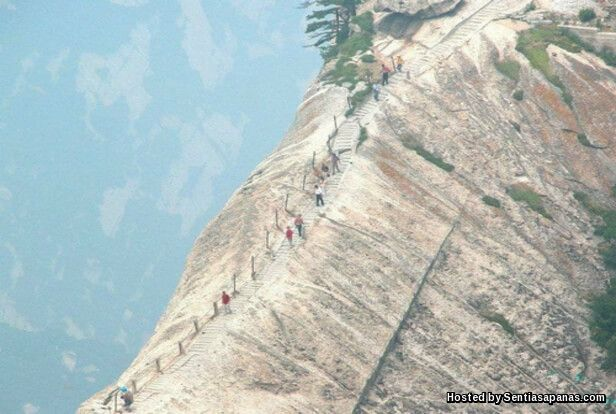 Gunung Huashan [2]