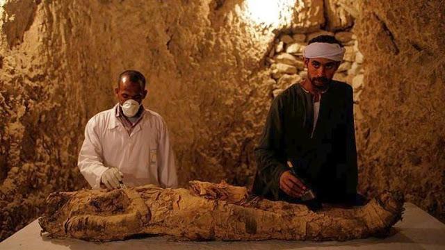 Ανακάλυψαν μούμια 3.000 ετών σε ανεξερεύνητο τάφο στην Αίγυπτο