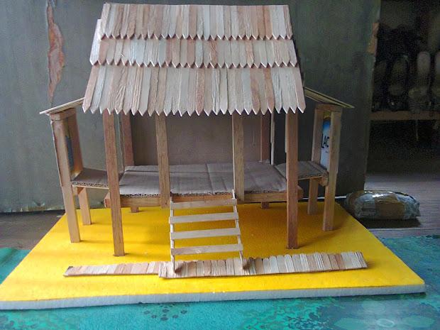 Gambar Rumah Sederhana Stik Es Krim Vtwctr