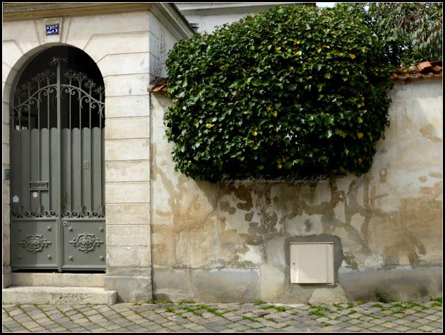 Door porte Versailles