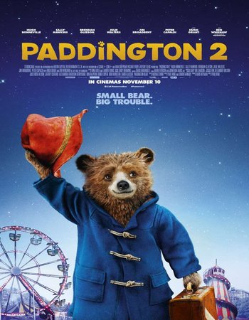 Paddington 2 (2017) English 720p