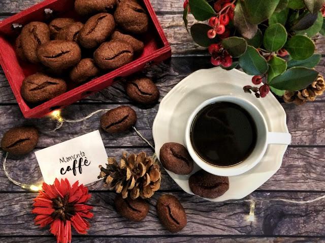 Ciasteczka kawowe