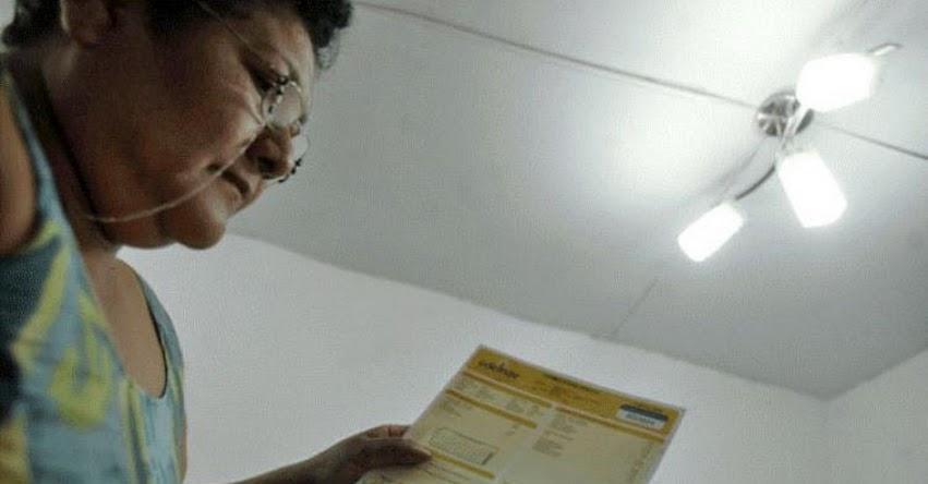 Congreso alista Ley que aplicará aumento en las tarifas eléctricas en todo el país