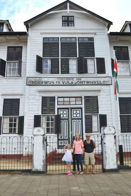 Suriname, Paramaribo, Amérique du Sud