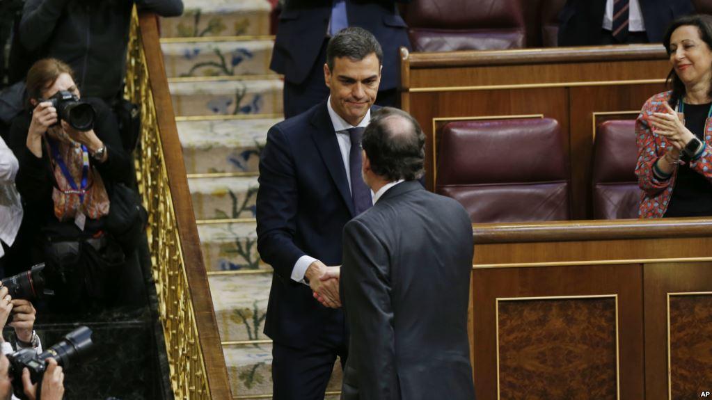 Pedro Sánchez es parte de los partidos socialistas que ahora mandan en España / AP